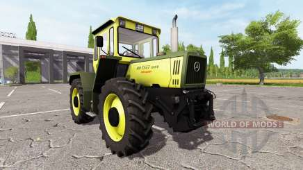 Mercedes-Benz Trac 1800 Intercooler v2.0 для Farming Simulator 2017