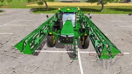 John Deere R4045 v1.1 для Farming Simulator 2017