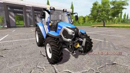 Lindner Lintrac 90 v1.4 для Farming Simulator 2017