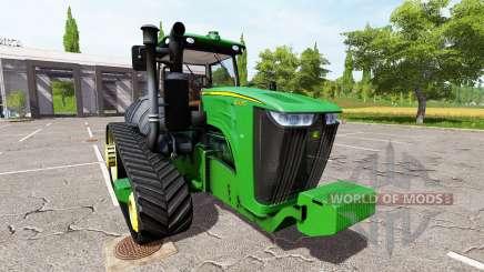 John Deere 9510RT для Farming Simulator 2017