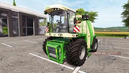 Krone BiG X 850 для Farming Simulator 2017