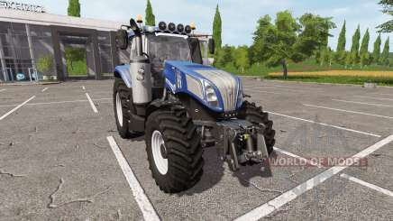 New Holland T8.380 для Farming Simulator 2017