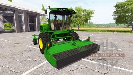 John Deere W260 v1.2 для Farming Simulator 2017