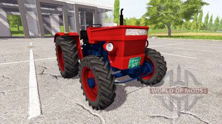 UTB Universal 445 DT для Farming Simulator 2017