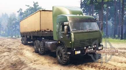КамАЗ-44108 Батыр для Spin Tires