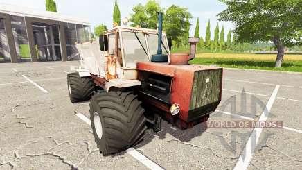 ХТЗ Т-150К удобрение для Farming Simulator 2017