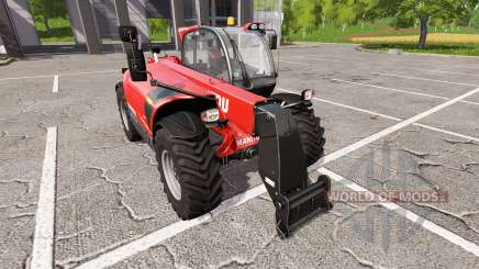 Manitou MLT 840-115 PS для Farming Simulator 2017