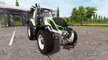 Valtra T234 WR Edition для Farming Simulator 2017