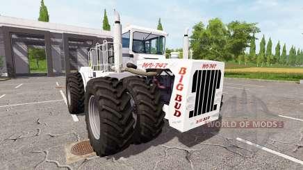 Big Bud-747 white для Farming Simulator 2017