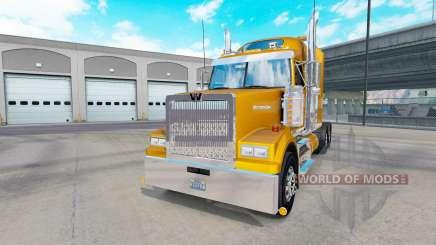 Wester Star 4900FA для American Truck Simulator