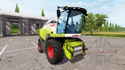 CLAAS Jaguar 840 для Farming Simulator 2017