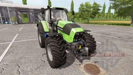 Deutz-Fahr Agrotron 7210 TTV для Farming Simulator 2017