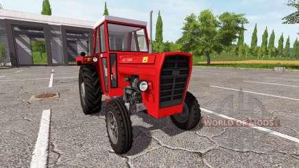 IMT 542 DeLuxe v1.1 для Farming Simulator 2017
