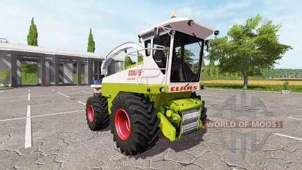 CLAAS Jaguar 685 для Farming Simulator 2017