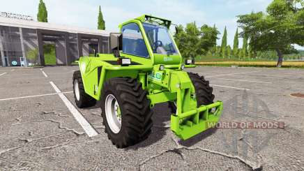 Merlo P41.7 Turbofarmer для Farming Simulator 2017