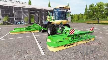 Krone BiG M 500 для Farming Simulator 2017