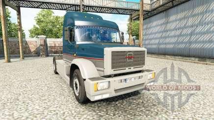 ЗиЛ-ММЗ-5423 для Euro Truck Simulator 2