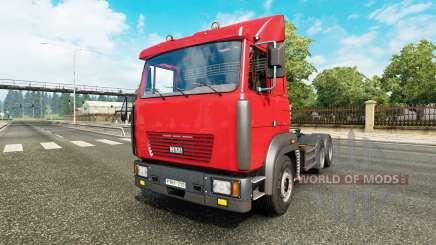 МАЗ-6422М для Euro Truck Simulator 2