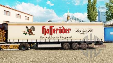 Скин Halleroder на шторный полуприцеп для Euro Truck Simulator 2