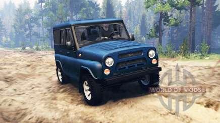 УАЗ-315195 Антигелик для Spin Tires