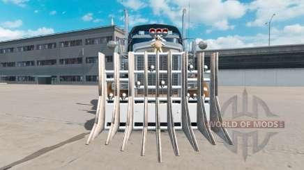 Бампер Mad Max для Kenworth W900 для American Truck Simulator