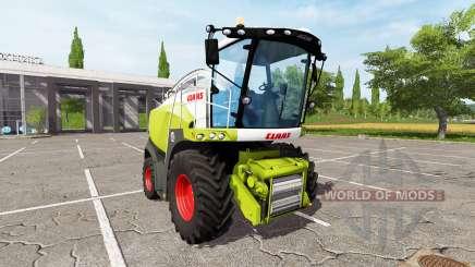 CLAAS Jaguar 850 для Farming Simulator 2017
