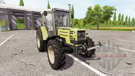 Hurlimann H-488 для Farming Simulator 2017