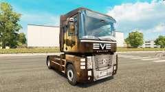 Скин EvE на тягач Renault Magnum