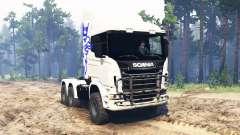 Scania R730 6x6