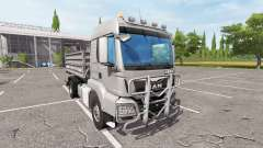 MAN TGS 18.440 tipper v1.7.1