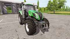 New Holland T8.320 green edition