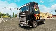 Скин Scorpion на тягач Volvo