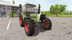 Fendt Farmer 307 LSA Turbomatik для Farming Simulator 2017