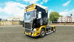 Скин Juventus на тягач Scania