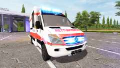 Mercedes-Benz Sprinter Ambulance v0.9