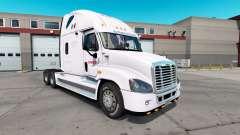 Скин Estafeta на тягач Freightliner Cascadia