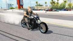 Harley-Davidson для трафика