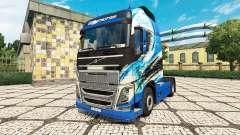 Скин R.Thurhagens на тягач Volvo