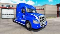 Скин Walmart на тягач Freightliner Cascadia