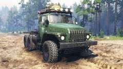 Урал-4320 тягач v2.0