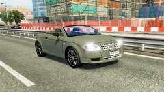 Audi TT Roadster (8N) для трафика
