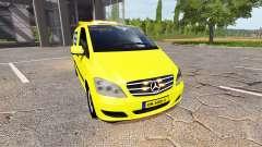 Mercedes-Benz Viano traffic service nederland