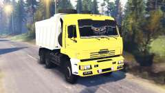 КамАЗ-65111 v1.5