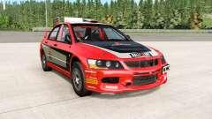 Mitsubishi Lancer Evolution IX 2006 remaster