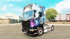 Скин Avatar на тягач Scania
