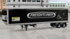 Скин Freightliner на рефрижераторный полуприцеп