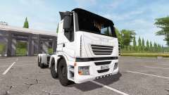 Iveco Stralis 8x8 cointainer
