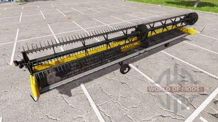 New Holland SuperFlex Draper 45FT для Farming Simulator 2017