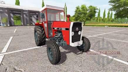 IMT 560 DeLuxe для Farming Simulator 2017