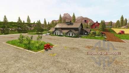 Space Valley для Farming Simulator 2017